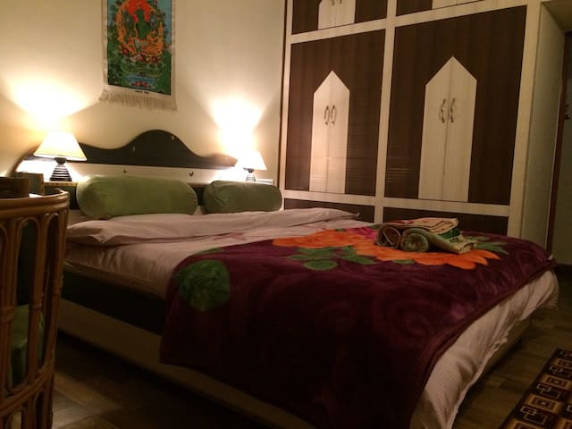 Ganapati - Double Room - Dharamshala - Daire