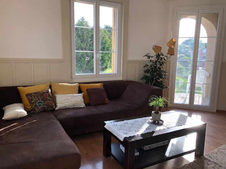 Appartement 3 chambres dans un décor champêtre