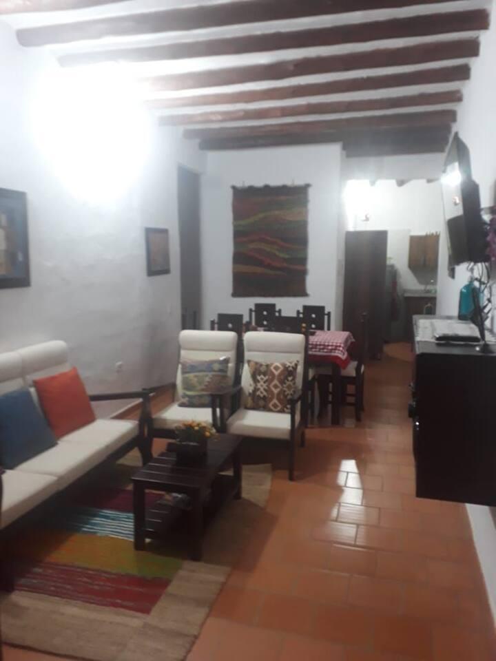 Espectacular  Apartamento en Barichara