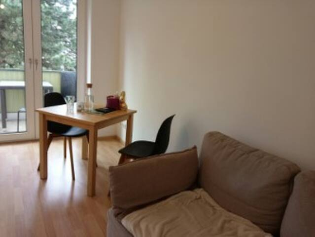 Small 2 rooms apartment in Munich