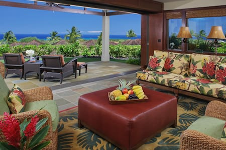 Hualalalai Villa at Four Seasons - Kailua-Kona - Villa