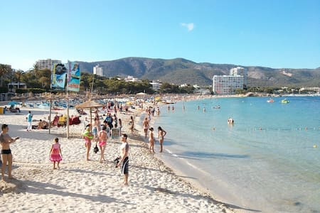 palmanova beach x 4 pax - Palmanova