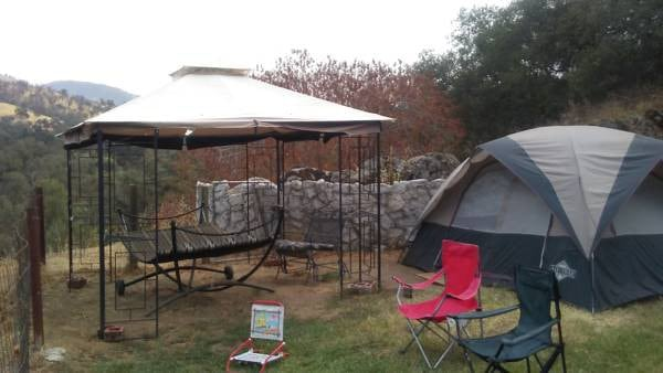 Your c&site includes electricity water and views you wonu0027t get elsewhere! & Heated Tent and Campsite Near Sequoia NP - Tents for Rent in Squaw ...