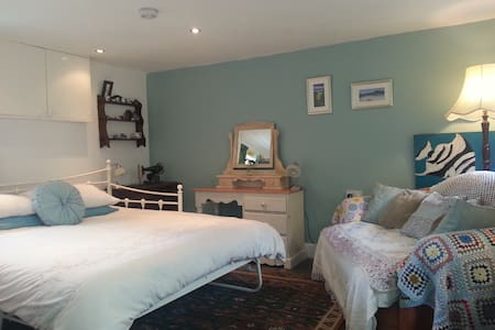 Private en-suite room on incredible Island home - Argyll and Bute