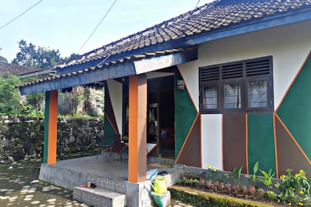 Oemah Gunung Homestay - Tanggamus Mountain View