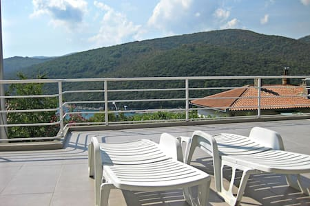 Comfortable 1B apartment - Rabac - Apartment - 1