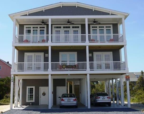 Compass Rose - Holden Beach - House