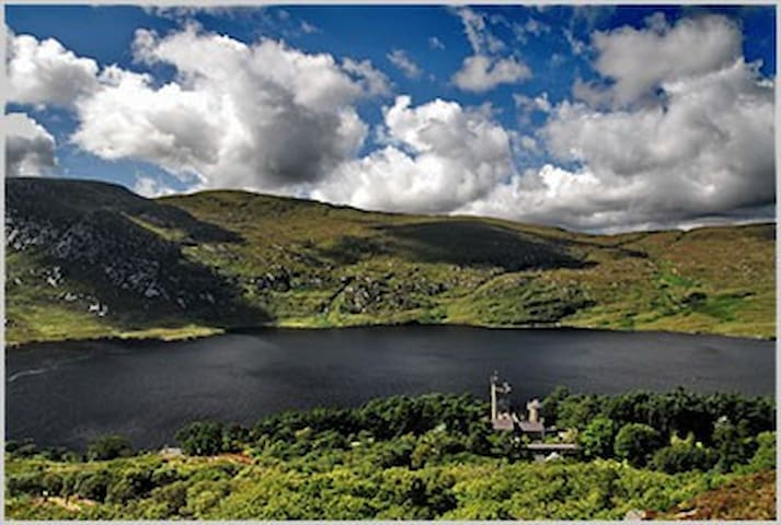 Gateway to Glenveagh, Donegal - Hus