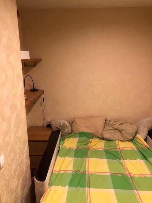 изолированная спальня