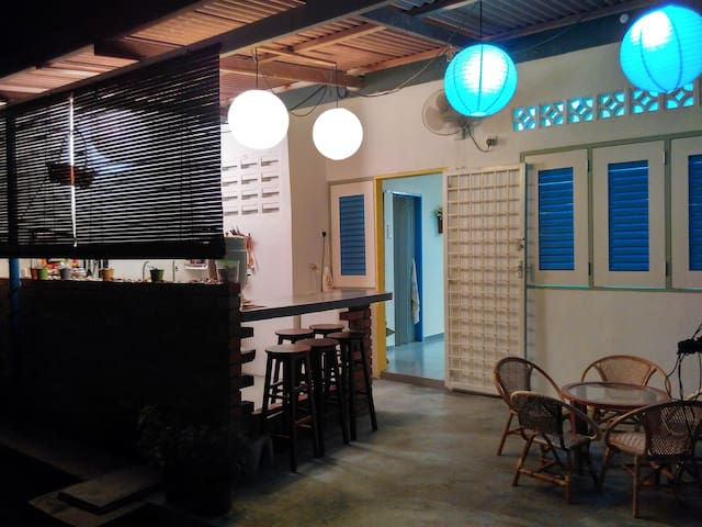 JJ's Homestay (Room #1) ...a Relaxing Hideout... - Melaka - House