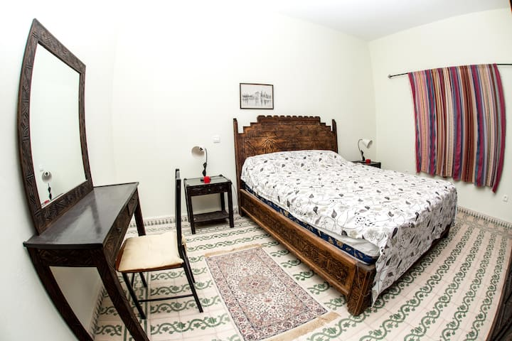 Private Moroccan Deco Single room - Taghazout - Bed & Breakfast