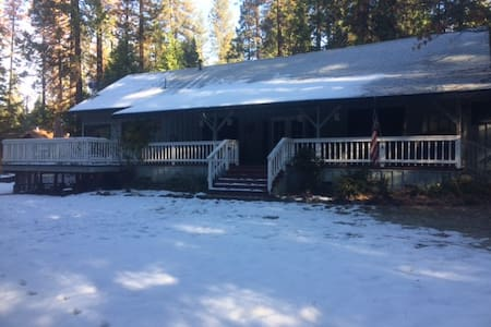 Book The Kewin Mill Lodge - Sonora
