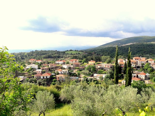 Country House in Kalliani Arcadia Peloponnese