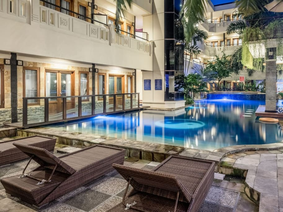 Heaven in the middle of kuta and airport area boutique for Small boutique hotels bali