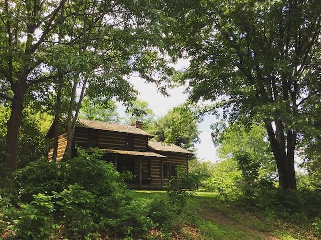 John Pope Cabin Browntown, Virginia 22610