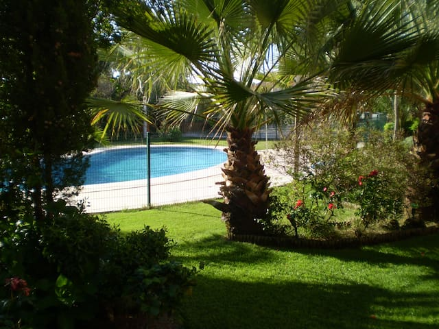 Townhouse in Golf Resort Islantilla, Huelva