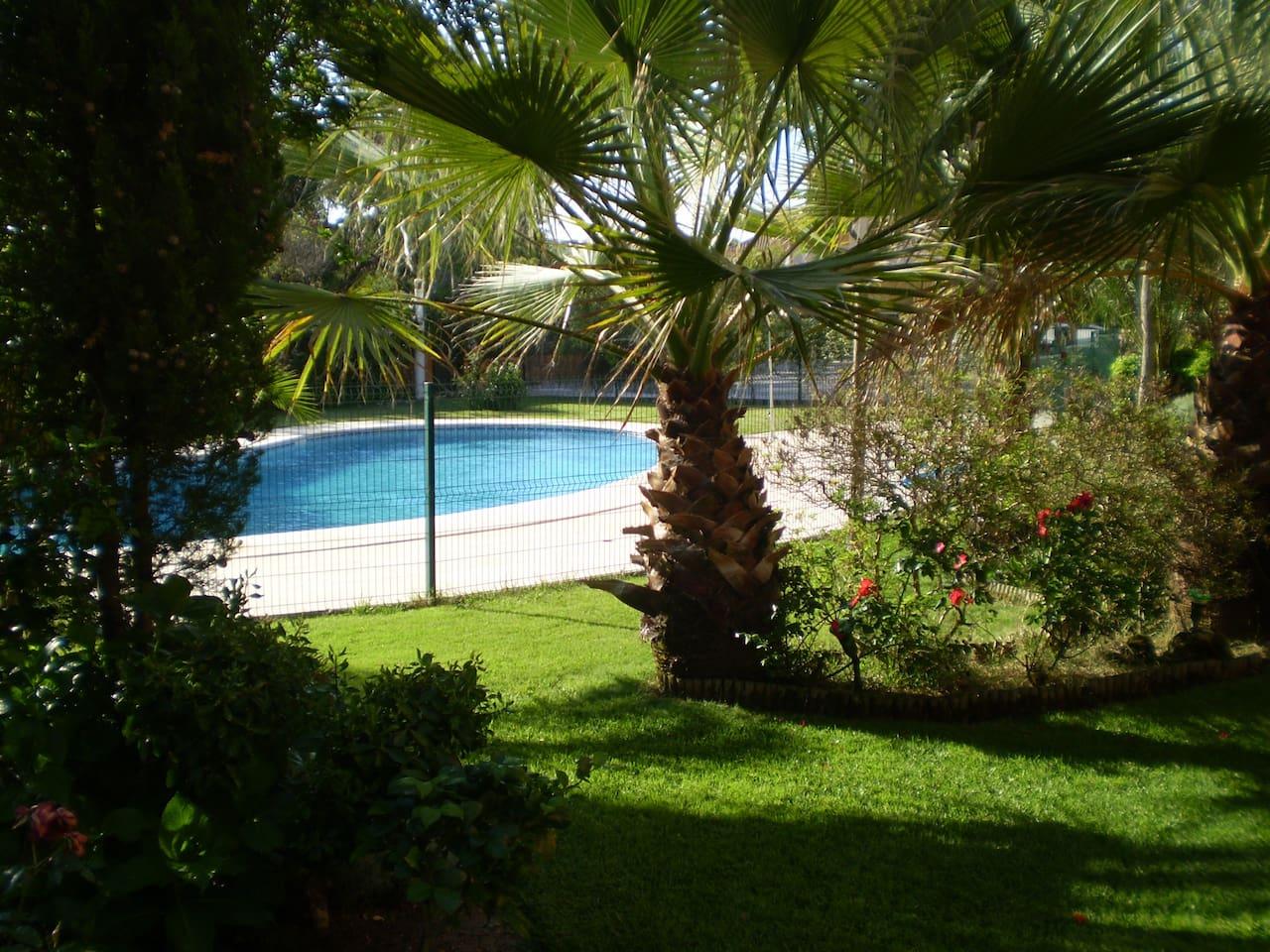 Urbanización tranquila, sólo 30 casas, piscina