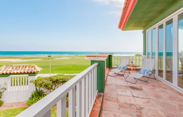Elegant beachfront Villa Guadalmina - Marbella - Appartement