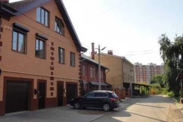 Дом в Центре Казани сп/м 18 (район ул Вишневского)