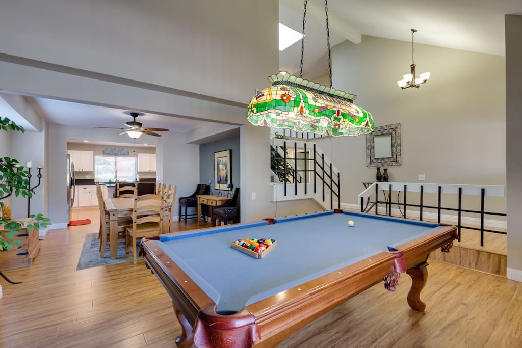 Pool Table for use
