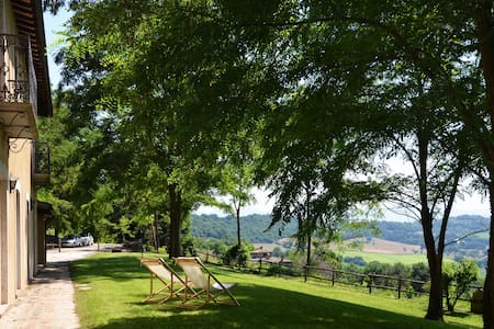 Ripa Bianca your countryside home near Orvieto - Castiglione In Teverina - Villa