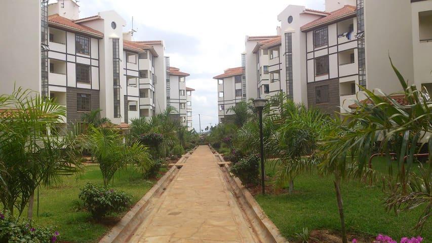 Evan Sunset Boulevard - Nairobi - Apartemen