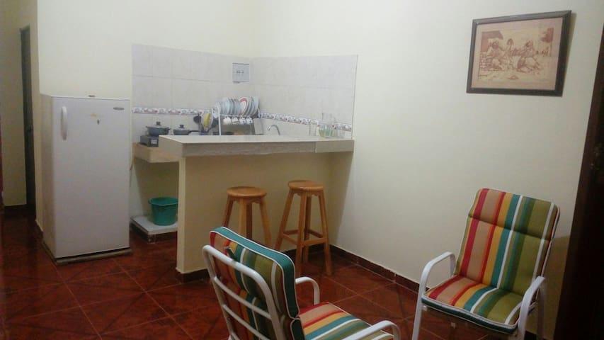 Villa Matos Apartamento 3 - Taganga - Apartment