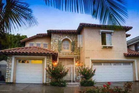 Comfortable warm bright clean neat and convenient transportation - Rowland Heights - Σπίτι