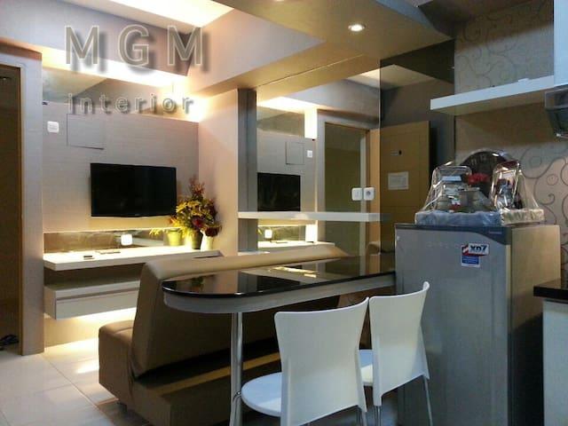 2 Bedrooms Apartment Edu City - Surabaya - Pis
