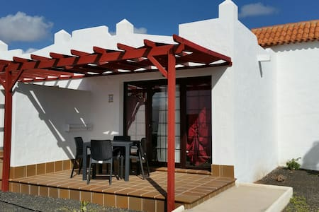 N.36 New Pretty Bungalow - Castillo Caleta de Fuste