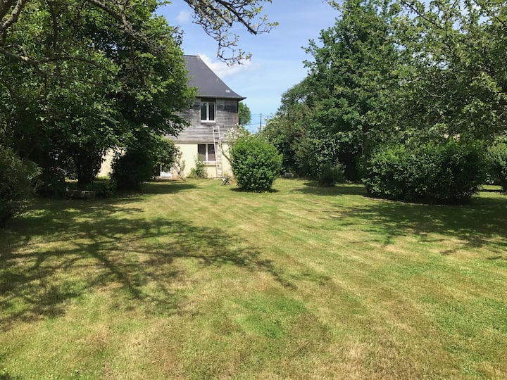 Charming house in Normandy near Honfleur