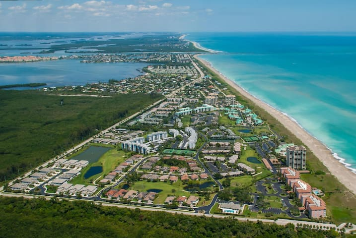 Ocean Village Condo and Golf course