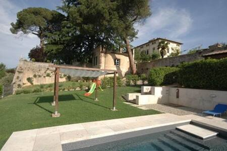 Luxury indipendent house with pool near Siena - Siena - Huoneisto
