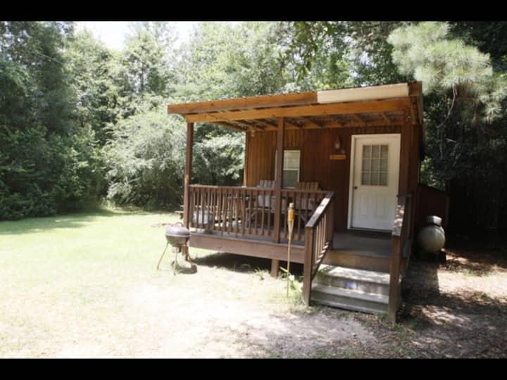 Serene Camp Cabin