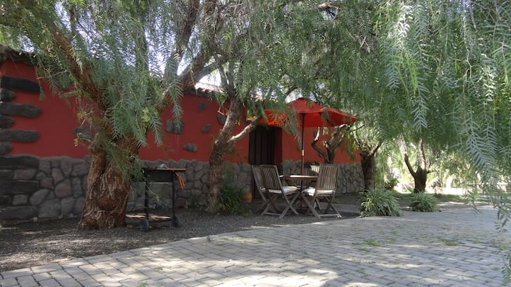Cottage en zona rural