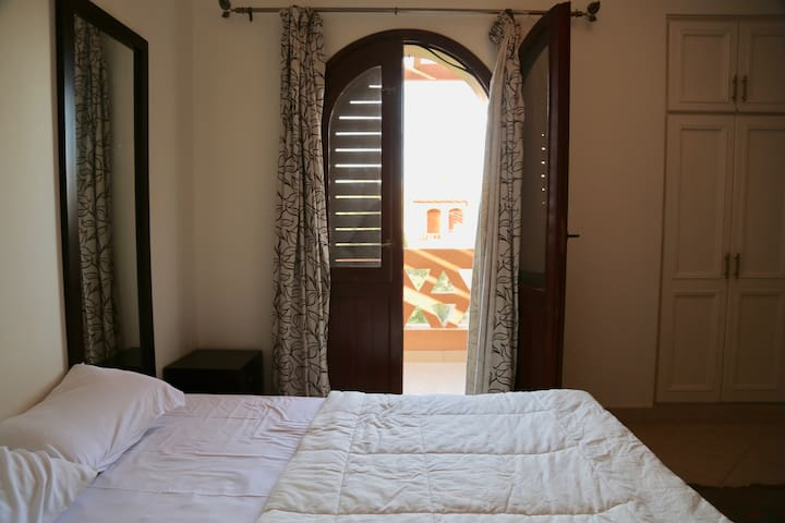 Private Studio at the Heart of El Gouna