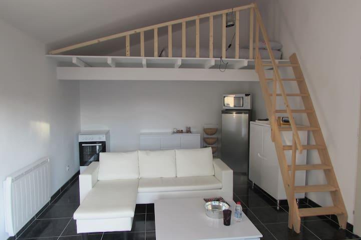 chambre individuelle - Mauzé-Thouarsais - Casa