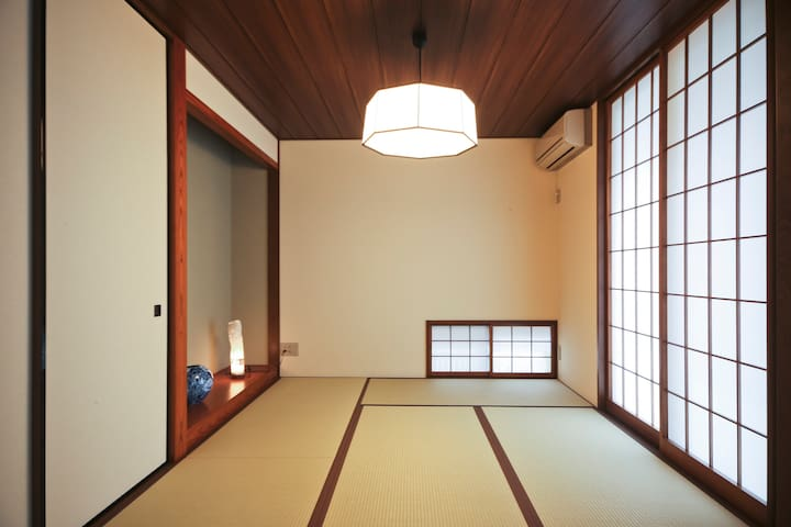 Modern Japanese House - Nerima - Huis