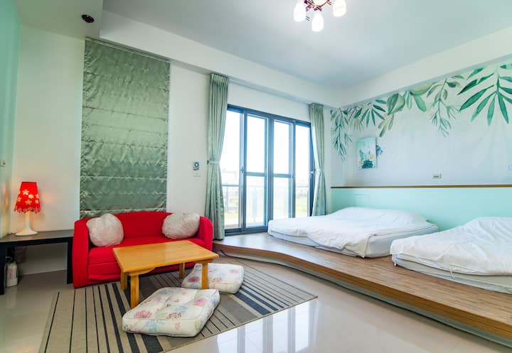 Yilan Wind Breathing B&B Quadruple Room201