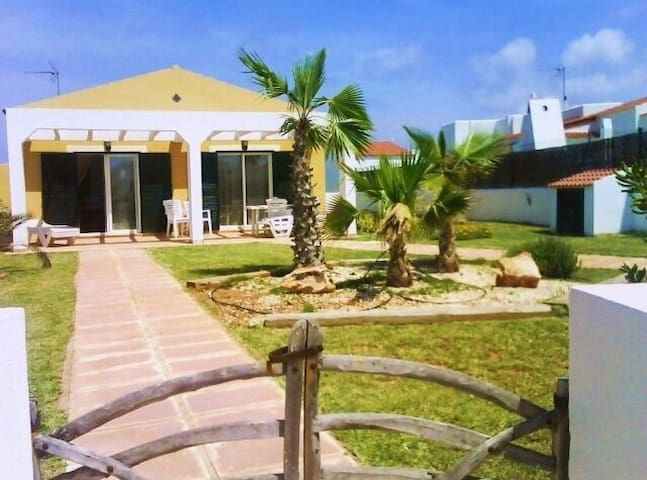 casa en Menorca unifamiliar con piscina - Cap d'Artrutx - Casa
