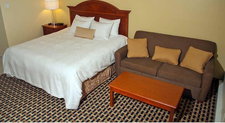 Hotel Efficiency 6 unit Motel Nightly/weekly