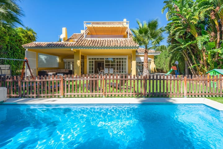 Classical villa Andalusian Style