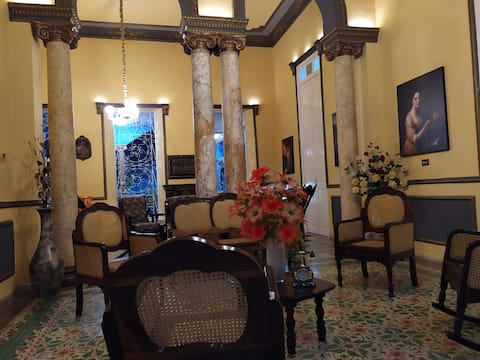Hostal Calle Real Colonial Room 1