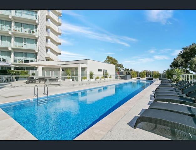 Bright and Airy 2br apartment, Walkerville - Walkerville - Appartement