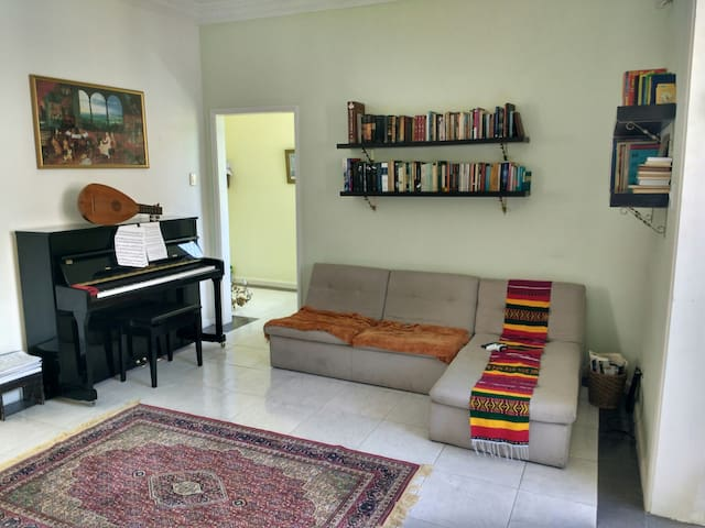 Cozy Room in Botafogo near the beach