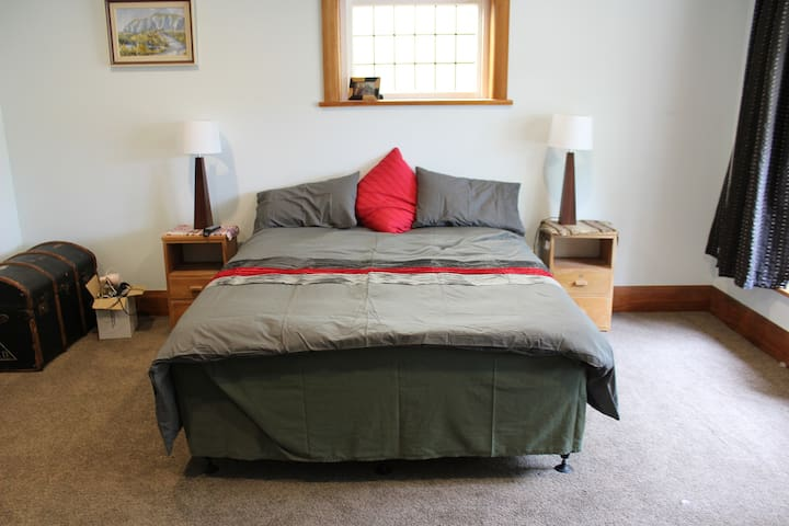 Riverside Retreat - Bedroom 1 of 2