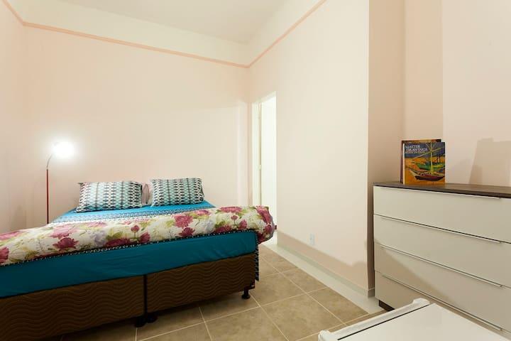 The red suite: highest benefit/cost in Copacabana
