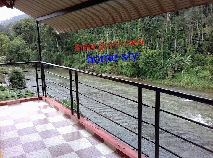 River point home stay