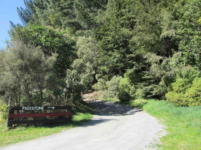 Freestones driveway