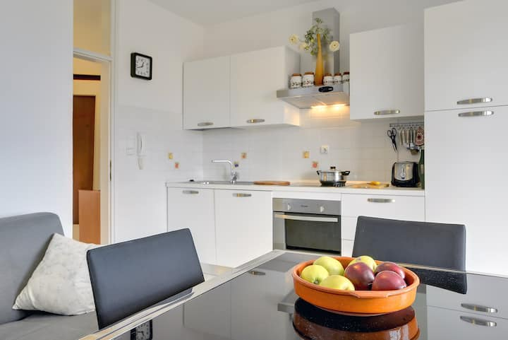 Beautiful appartment with sea view